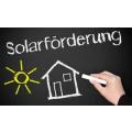 Abnahme-Solar