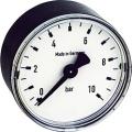 Manometer für Druckminderer