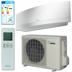 Daikin Emura Klima Klimaanlage R-32 Mono Split 2,5 kW...