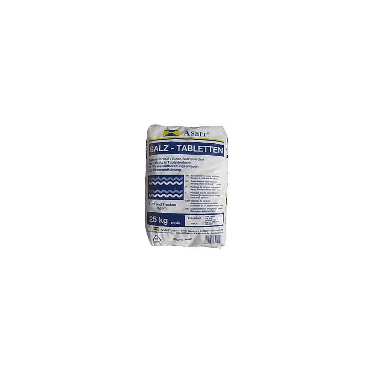 REGENIT Siede-Tablettensalz Sack a 25 KG