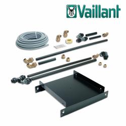 Vaillant Installationsset mit Tichelmann System für...