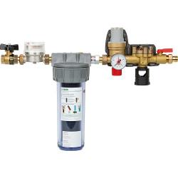 Heizungswasserausfbereitung Kombi