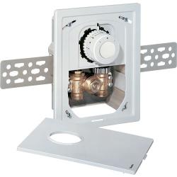 Multibox F; UP-Einzelraumregelung mit Thermostatventil