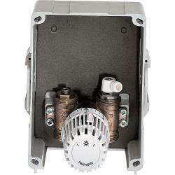 Multibox K; UP-Einzelraumregelung mit Thermostatventil