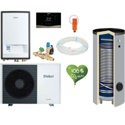 Vaillant aroTHERM Split Komplettpaket VWL75/5-125/5AS