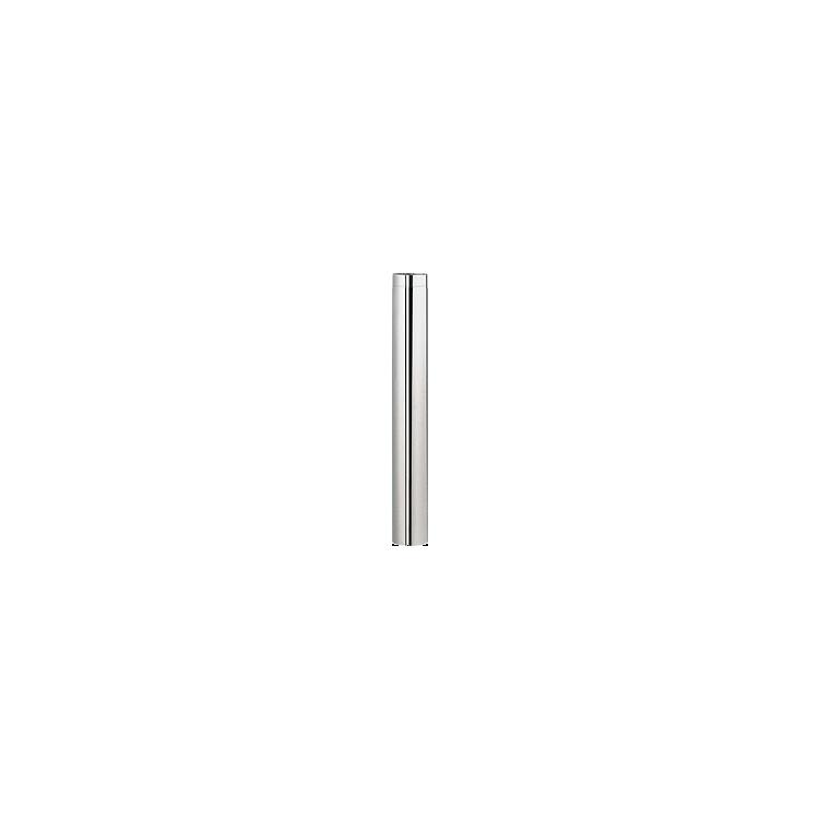 Edelstahl Abgasrohr DN 130/1000 mm Verpackungseinheit 3 Stk