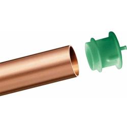 Kupferrohr 5lfm EN 1057 18 x1.0mm halbhart in Stangen R250