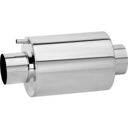 K&W Abgas-Schalldämpfer AGS 130mm