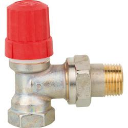 Danoss Thermostatventil Eck RA-N