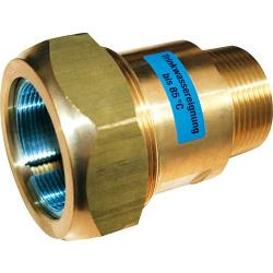 Gebo MS Klemmverbinder für Stahlrohr 42,4 mm DN 32...