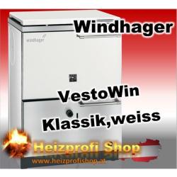 Vesto Win Klassik 170 grau 16,9KW mit Stahlherdplatte
