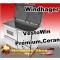 Vesto Win Premium 200 mit Backrohr links  weiss 19,9 KW mit Ceranfeld