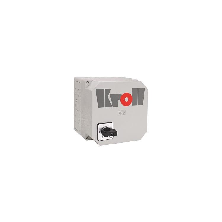 5-Stufenschalter für max. 7 Ampere für Luftheizer LH