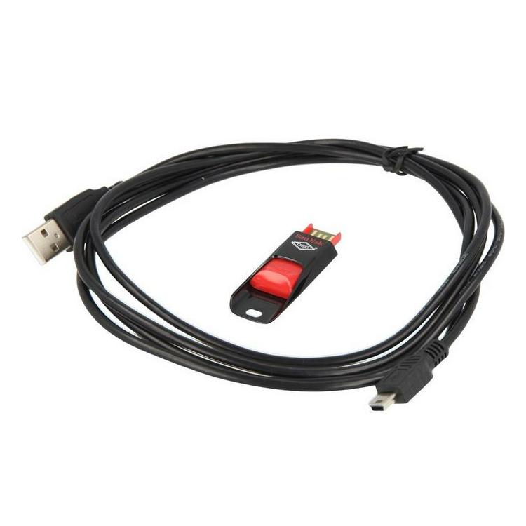 Software für KSW und KMS-D Serie inkl USB Kabel