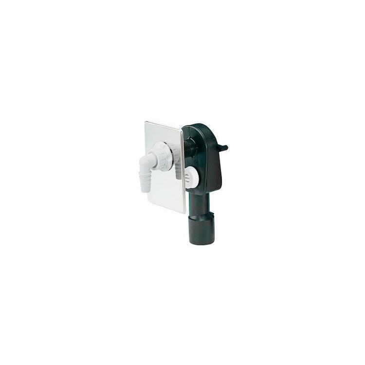 HL400  Einbausifon für Waschmaschine