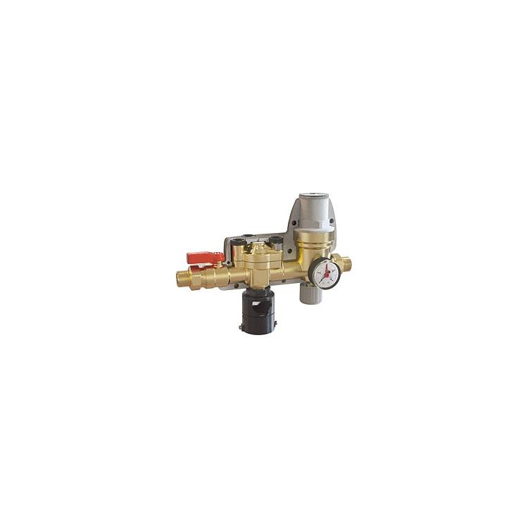 Caleffi Automatische Füllarmatur mit Systemtrenner Typ BA Einstellbereich: 0,2 - 4 Bar