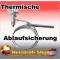 """Watts Thermische Ablaufsicherung 3/4"""" Kapillarrohrlänge 1,30 m"""