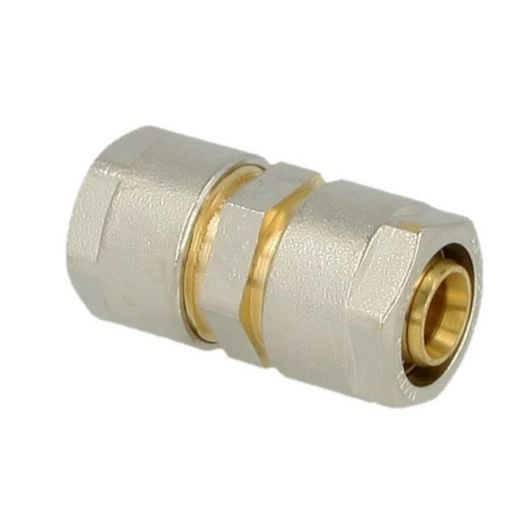 Klemmringverschraubung Kupplung 20x2-20x2 mm