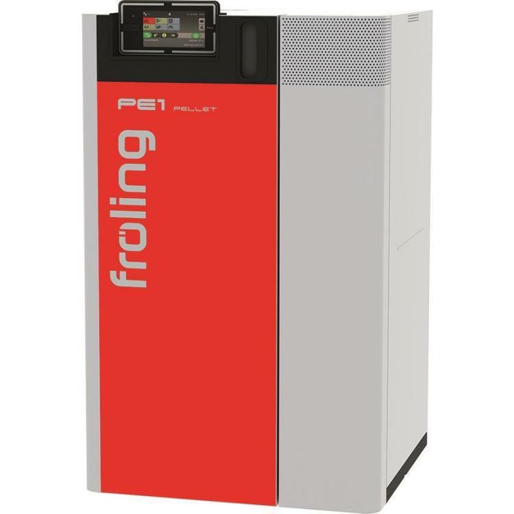 Fröling PE1 Pellet 7 kW