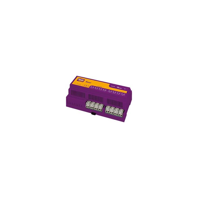 heatapp Floor,Funk-Zonenregler 230V, inkl.Außenantenne