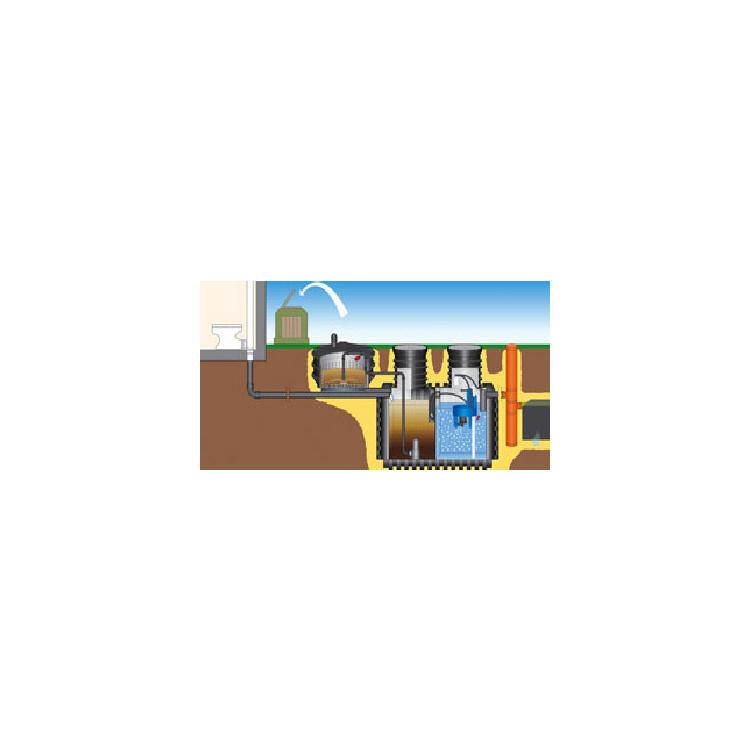 SKS Schlammkompostiersystem