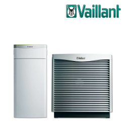 Vaillant Wärmepumpe flexoTHERM exclusive VWF 117/4...