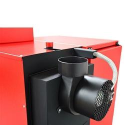 Pelletkessel Pelling 35 eco Behälter Maxi 151 kg