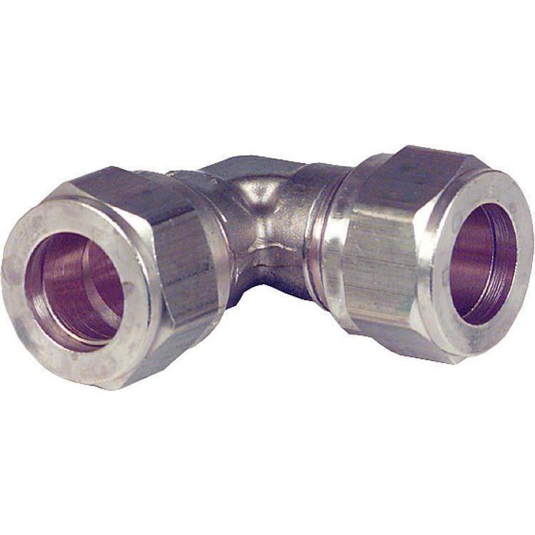 Klemmringverschraubung Winkel 28x22mm