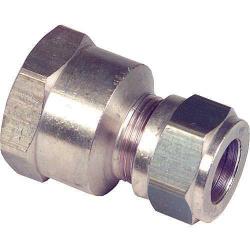 """Klemmringverschraubung Übergang IG/AG 10mm-1/2"""""""
