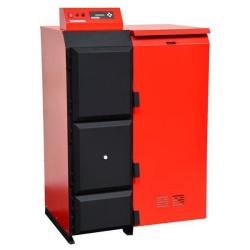 Pelletkessel Pelling 50 eco Behälter Maxi 185kg
