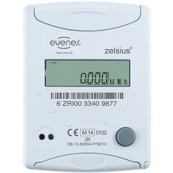 """Kompaktwärmezähler DN 15 3/4"""" AG, Solar..."""