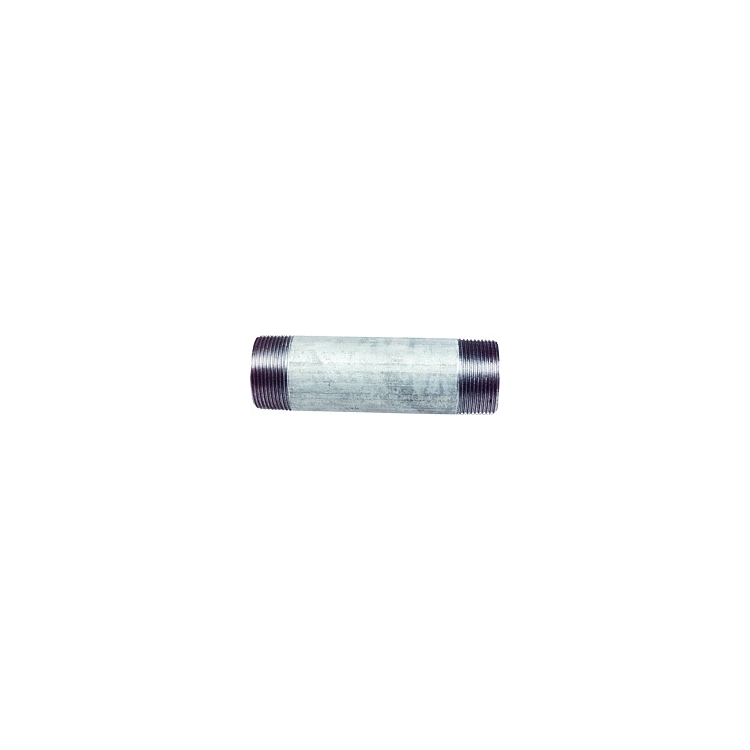 """Rohrnippel DN 20 3/4"""" 12 cm verz."""