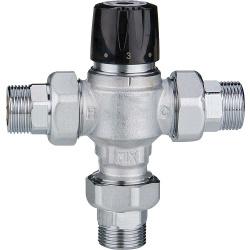 """Brauchwassermischer HP 3/4"""" 30-65C° Mix796"""