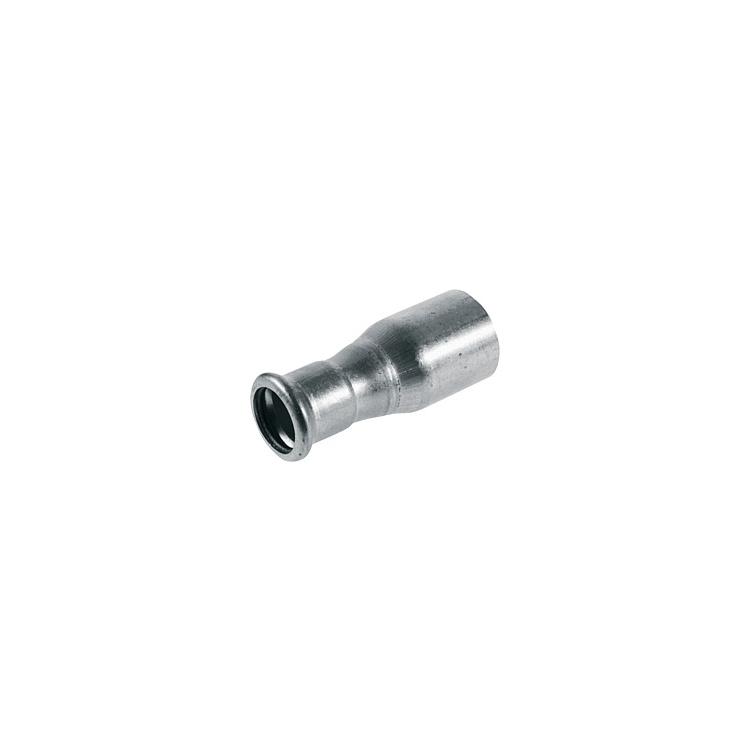 C-Stahl Reduzierstück 35x22