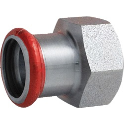 "C-Stahl Übergang IG 18mm x DN 15 (1/2"")"