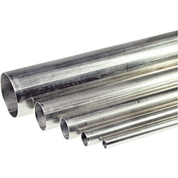 C-Stahlrohr blank 22 x 1,5 mm  1 Stange(6 m)