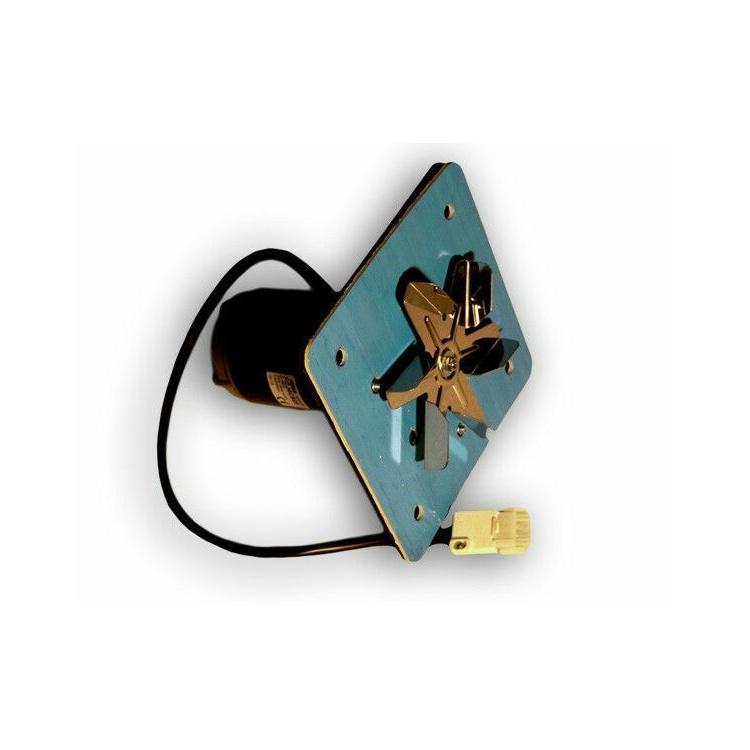 Abgas Ventilator mit Flansch, und Dichtung für DP/DPX/SLX 15-35