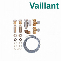 Vaillant VC-Installations-Set, bauseitige...